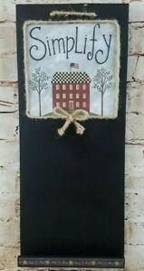 Handmade Home Decor Mini Chalkboard