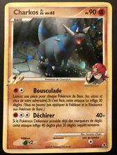 Carte Pokemon CHARKOS 11/111 Holo Platine RIVEAUX EMERGEANTS FR NEUF