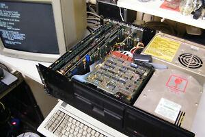 IBM PC/XT 5160 Personal 286 10MB Floppy 360kB Monitor/Bildschirm Tastatur Kabel