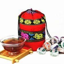 10 Different Flavors Puerh Tuo Tea Raw & Ripe Puer Slimming Mini Ball Pu-erh Tea