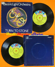 LP 45 7'' ELO ELECTRIC LIGHT ORCHESTRA Turn to stone Mister kingdom cd mc dvd