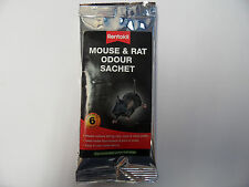 Rentokil Mouse & Rat Odour Sachet Last upto 6 Weeks Poison Free Rodent Pests