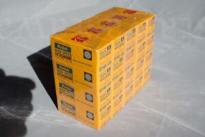 20 rolls, 120 slide film - Kodak EHB Ektachrome tungsten [[E4]] Sealed - FROZEN