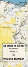 RAYMOND DEPARDON Photographe Empty Quarter UNE FEMME EN AFRIQUE Weyergans 1985