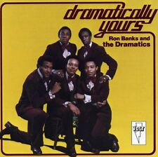 The Dramatics - Dramatically Yours [New CD]