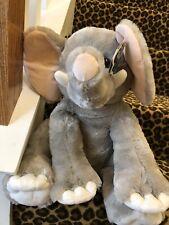 """NWT Animal Alley, Toys """"R"""" Us 16""""  Elephant Stuffed Plush"""