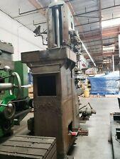American Broach10 Ton 54 Strokehydraulic Verticalbroaching Machine