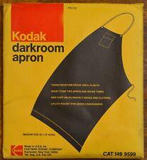 Kodak Darkroom Apron, Brand New