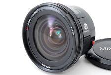 Minolta Af 20mm F/2.8 Weitwinkel Objektiv Sony/Minolta A Halterung EXC aus Japan