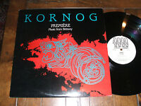 Kornog - Premiere Music From Brittany 1984 LP Live Green Linnet SIF 1055 NM-/EX