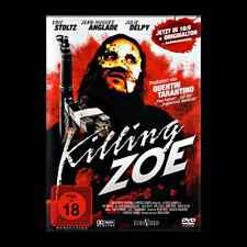 DVD * KILLING ZOE * TOTAL UNCUT / FSK18 * NEU & OVP * Quentin Tarantino *