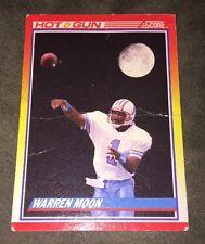 Warren Moon (Oilers) #317 Score 1990