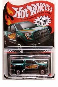 2021 Hot Wheels '17 Ford F-150 Raptor Dollar General Mail-away Exclusive