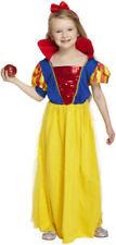 Disfraces de niña de color principal amarillo, princesa