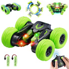 OYE HOYE RC Stunt Cars for Kids, 4WD 360° Rotating & Flipping Remote Control Car