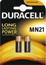 2x 2er-Blister Duracell Security MN21 / A23 / V23GA Alkali-Mangan-Batterie 12,0V