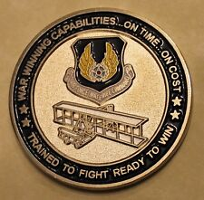 Air Force Materiel Command Air Force Challenge Coin