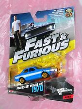 Fast and Furious  1970 FORD ESCORT RS1600 MK1  #6   FCF41