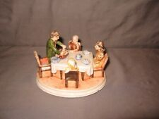 "F Dahl & Pw Baston Vintage Sebastion Miniature ""Family Feast"" Gc"