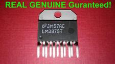 LM3875T LM 3875T National Gainclone 56 🔊 AUDIO Power Amplifier > GENUINE! <