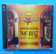 cd compilation castrocaro terme 883 vernice paolo vallesi barbara cola fiorello