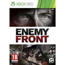 Pal version Microsoft Xbox 360 Enemy Front