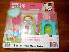 Mega Bloks Hello Kitty #10858 Flower Garden