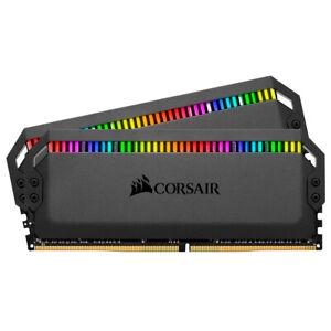 16GB Corsair Dominator Platinum RGB 3600MHz CL18 Dual Memory Kit (2x 8GB)