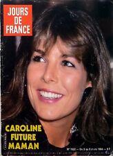Mag 1984: CAROLINE DE MONACO_MARIEL HEMINGWAY_RONALD REAGAN_PIERRE BONNARD