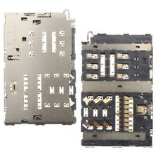 Pour LG G6 H870 Nano Sim Micro SD Lecteur de carte mémoire Socket Connecteur H871 H872