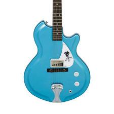Supro Sahara Electric Guitar Wedgwood Blue 1570WB
