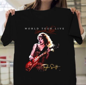 ''Taylor Swift'' - Speak Now World Tour Live T-shirt unisex