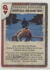 1998 Deadlands Doomtown CCG - Reaping of Souls #AKBK rs0
