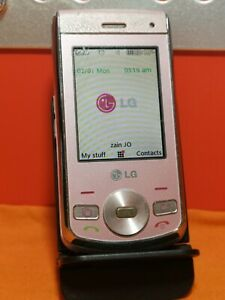 LG GD330 - Pink (Unlocked) Cellular Quad-Band Mobile Phone