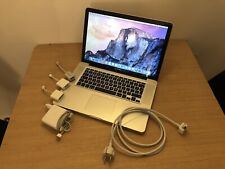 """Apple MacBook Pro 15,4"""" (June, 2009) with Accessories-Great package deal!"""