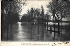 CPA PARIS INONDE La Pelouse de Bagatelle (562013)