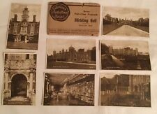Barnwell's Series Aylsham, Norfolk - Blickling Hall Valentine's Photo Postcards
