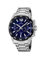 Lässige Armbanduhren aus Edelstahl mit Chronograph für Erwachsene
