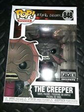 Funko Pop Jeeper Creepers - The Creeper - FYE Exclusive 848 new in box