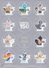 Canada 2017 Souvenir Sheet #2999 Canada 150 - MNH