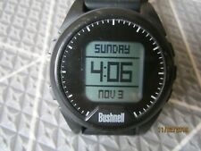 Bushnell Neo ion GPS RangeFinder Watch-Black