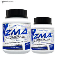 ZMA ORIGINAL - Zinc Magnesium Vitamin B6 AnabolicTestosterone Booster Supplement