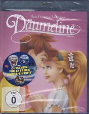 Don Bluth - Hans-Christian Anderson: Däumeline (Blu-ray) (NEW! OVP)