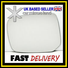 Left Wing Mirror Glass Replacement MITSUBISHI L200 1995-2005