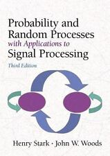 Probability and Random Processes with Applications to Signal Processing 3rd Edi