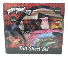 Brand New Miraculous Full Sheet Set Microfiber Super Soft & Comfortable