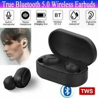 Original XIAOMI Redmi AIRDOTS WIRELESS EARPHONE W/ CHARGER BOX Bluetooth US
