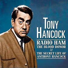 TONY HANCOCK ~ THE BLOOD DONOR ,RADIO HAM + SECRET LIFE OF NEW CD BRITISH COMEDY