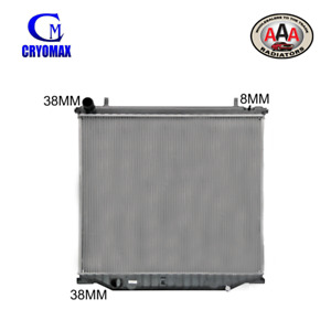 AAA (CRYOMAX) RADIATOR Fits HOLDEN COLORADO RG (2012 - on) MANUAL AAA Radiators