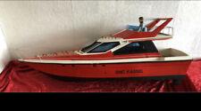 RC Modellbau Boot Graupner Sea Commade drei Motoren Antrieb Robbe